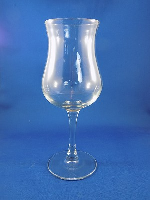 "Tulip Radical Glass - 8"" Tall"