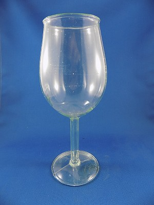 "Tulip Wine Glass - 8 1/2"" Tall"