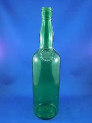 "Whiskey Bottle JB - 11 1/2"" Tall"