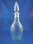 Crystal Decanter - 11 1/2
